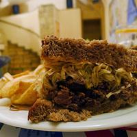 A szendvics, ami négy napig készül - All about Street Food
