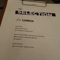 The Selection: belvárosi füstölő!
