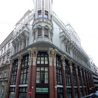 Budapest legszebb lépcsőházai: Aranykéz utca 2.