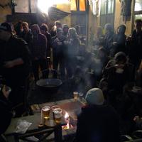 Budapest éjszaka: Grandio Hostel