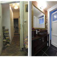 Menő budapesti lakások: családi örökségből műterem aktokhoz
