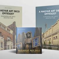 Könyvek Budapestről: A teljes magyar art deco építészet egy helyen