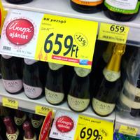 Egy jó, olcsó pezsgő az ünnepekre