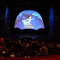Amikor tátott szájjal ülsz a színházban - Mary Poppins