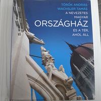 Egy hihetetlenül izgalmas könyv az Országházról