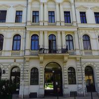 Budapest legszebb lépcsőházai: Ráday utca 47.