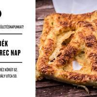 Ajándék sajtos pereceket osztogat a BITE jövő kedden