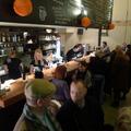 Kandalló pub: magyaros hamburger libamájjal kenegetve
