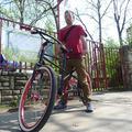 Biciklizz Budapesten úgy, mint egy vak - Tandem Budapest