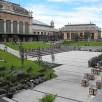 Michelin-csillagos séf főz Budapest új álközterén