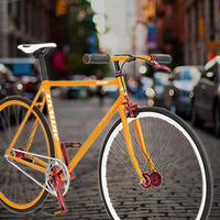 Minimál design kerékpárok