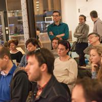 NYUGATI GRUND - tervezői workshop