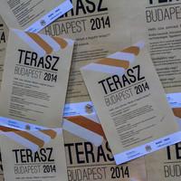 Terasz Budapest 2014_Díjátadó