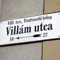 Két hivatal összecsapása a Villám utcában