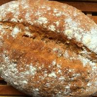 Magos kenyér lisztkeverékből