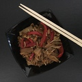 Ázsiai wok egytálétel