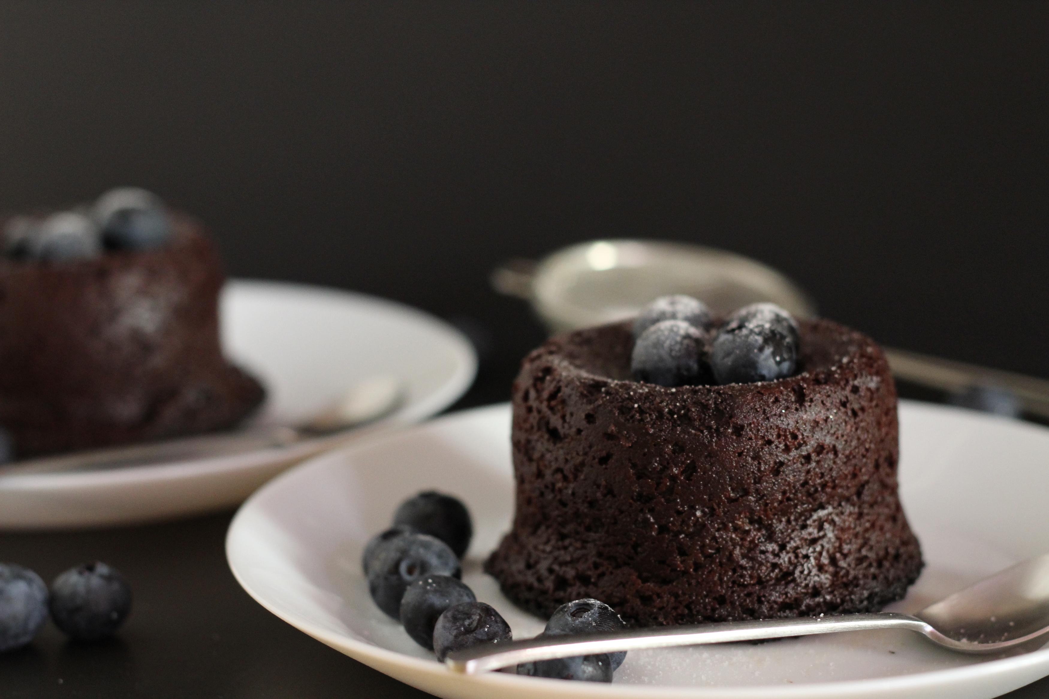 Csokiszuflé, a legjobb csokis desszert