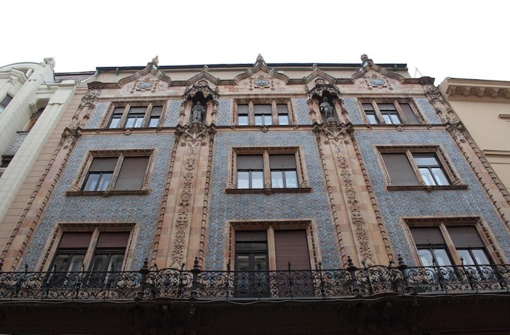 Thonet-ház, Váci utca 11/A.