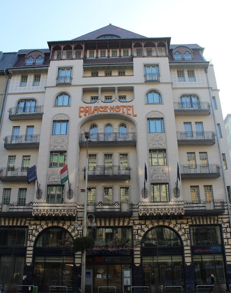 Hotel Novotel, Rákóczi út 43.