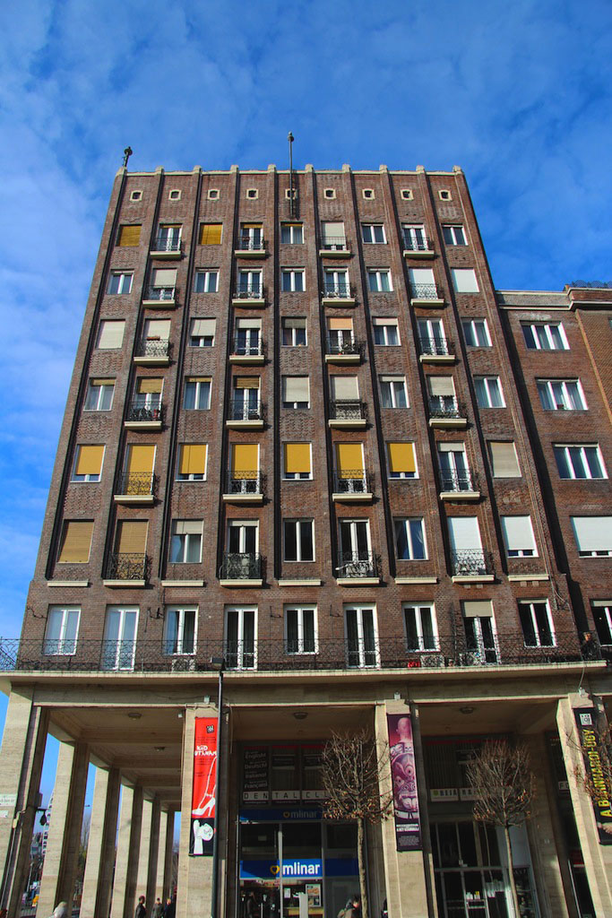 Madách téri épületegyüttes (1937, art deco)