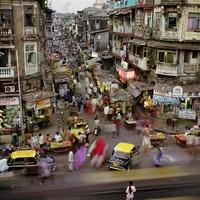 Fotósorozat: nyüzsgő mozgás a nagyvárosokban