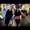 Budapest vidám arca: táncra perdült a főváros Pharrell Williams Happy slágerére