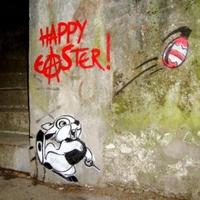 Húsvéti street art körkép
