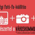 VÁROSOM ♥ Közösségi fotó-fa-kiállítás