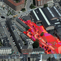Superkilen, a városi szafari: extramenő városi köztér Koppenhágában