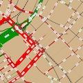 Hová tűnik a Kós Károly sétány forgalma?