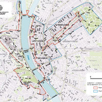 Séta a Városliget új térképén