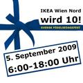IKEA szülinap, Wien Nord