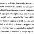 Lázár szerint Orbán nem az emlékmű megépítésének elhalasztásáról írt a MAZSIHISZ-nek