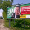 Csaba töretlen mosollyal kampányol tovább