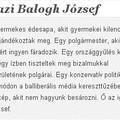 A Balogh-ügy egy pöcegödör