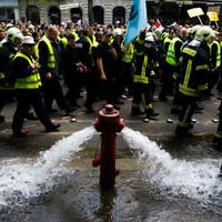 6500 forintnyi elfolyt víz