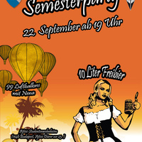 Achtung! Semesterparty