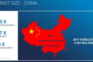 Túlszárnyalta a 3 billió jüant a kínai e-kereskedelem volumene