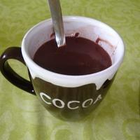 Forró csoki vagy forró karobos ital