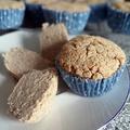 Gluténmentes, vegán muffin és kenyér