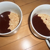 5 perces mikrós süti (2 fő részére)