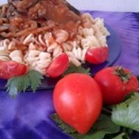 3P: Paradicsomos-Padlizsános-Paprikás tészta