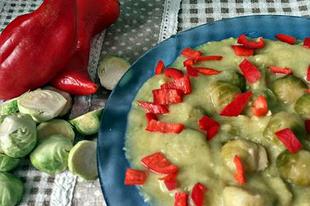 Kelbimbó főzelék
