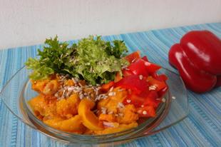 Laktató téli saláta (Nem csak fogyókúrázóknak)