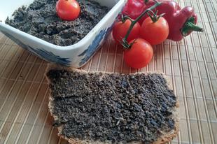 Provanszi olíva-pástétom