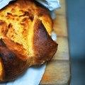 sütőtökös kenyér