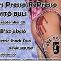 Ars Presso/RePresso NYITÓ BULI