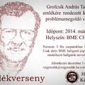 Grofcsik András Emlékverseny