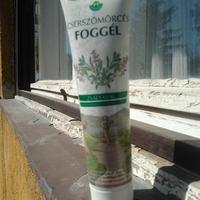 Cserszömörcés Foggél Zsályával és parabénnel...