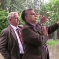 Orbán Viktor a gáton